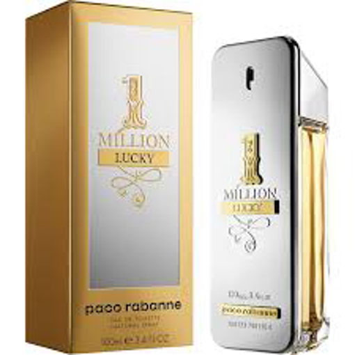 Paco Rabanne One Million Lucky Edt 100 Ml Erkek Parfüm resmi