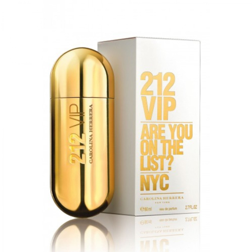 Carolina Herrera 212 VIP women EDP 80ml resmi