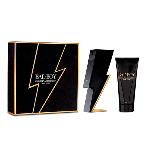Carolina Herrera Bad boy edt 100 ml + All over wash 100 ml resmi