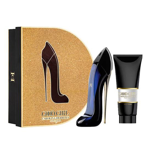 Carolina Herrera Good girl Edp 80 ml ve Good girl body lotion 100 ml resmi