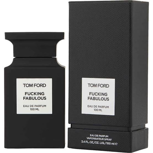 Tom Ford Fucking Fabulous Eau de Parfum for Men 100 Ml resmi